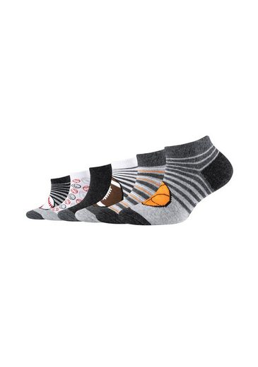 Skechers Socken (12-Paar) im praktischen 6er-Pack