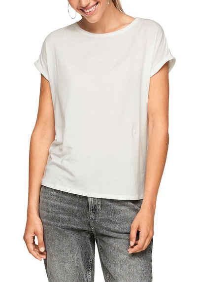 Q/S by s.Oliver T-Shirt im Oversize Look
