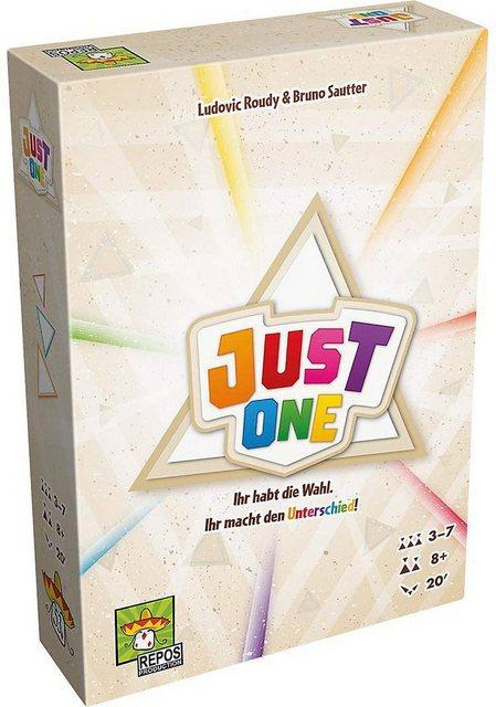 Image of Asmodee Just One - Spiel des Jahres 2019
