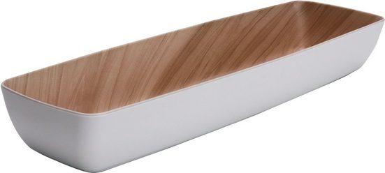 APS Obstschale »FRIDA«, Melamin, 53x16,2 cm