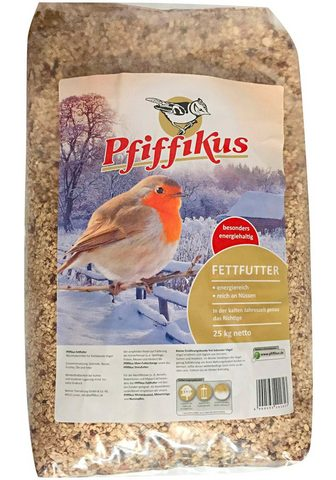 Pfiffikus Vogelfutter »Fettfutter« 25 kg
