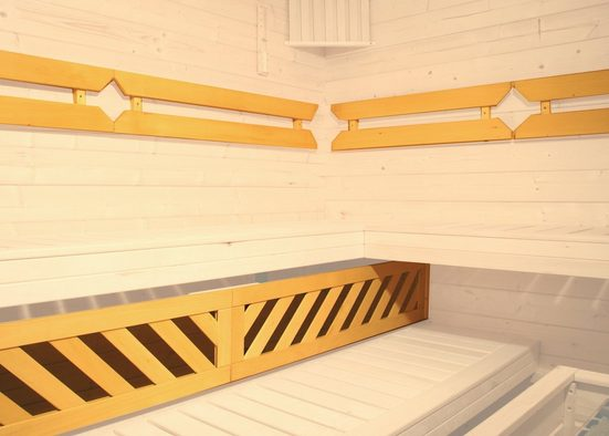 weka Sauna-Rückenlehne »Komfortpaket 2« (Set), 3-tlg.