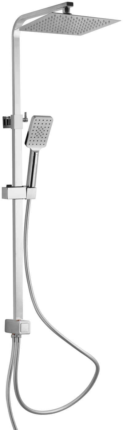 Schütte Duschsystem »SILVER RAIN«, Höhe 120 cm