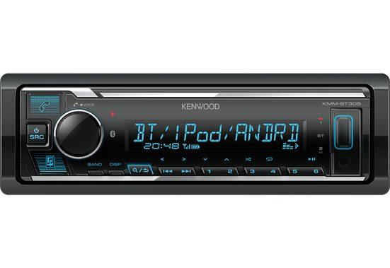 Kenwood Audio-System (Kenwood KMM-BT305 - Bluetooth, MP3, USB, iPhone - Android, Spotify Autoradio)