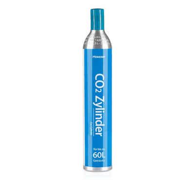 Homewit Wassersprudler »CZHE60«, (Für bis zu 60 L Getränke, 1-tlg., 1 Stück CO2 Zylinder Kohlendioxid Zylinder 425g), Erstbefüllt in Deutschland