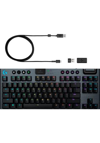 Logitech »Gaming Tastatur G915 TKL Linear« Gami...