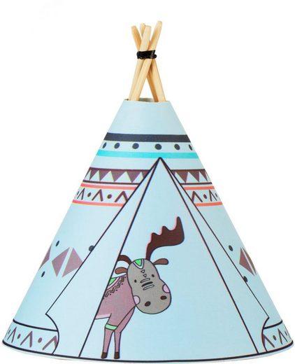 Pauleen Tischleuchte »Twinkle Tipi Moose«