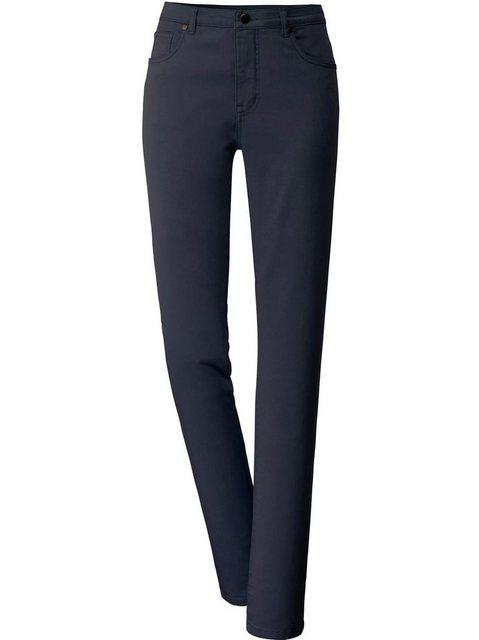 Hosen - Inspirationen 5 Pocket Jeans › blau  - Onlineshop OTTO