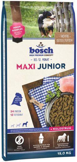 Bosch Petfood Trockenfutter »Maxi Junior«, 15 kg