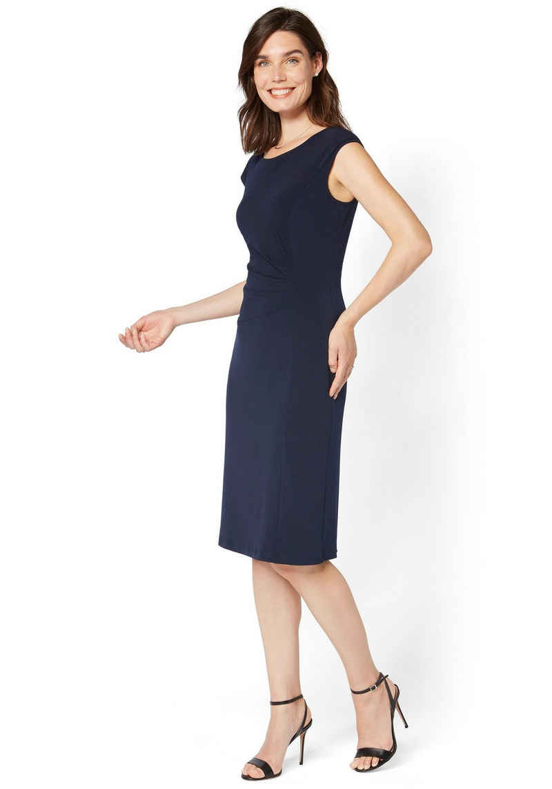 HERMANN LANGE Collection Jerseykleid mit eleganter Raffung
