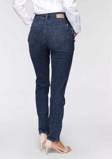 MAC Slim-fit-Jeans »Mel Sylvie Meis« Gerader schmaler Schnitt von MAC by Sylvie Meis