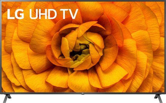 LG 75UN85006LA LED-Fernseher (189 cm/75 Zoll, 4K Ultra HD, Smart-TV)