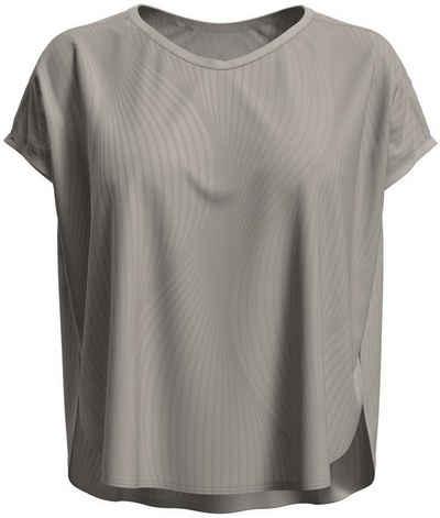 Odlo T Shirt »Maha V Ausschnitt Kurzarmshirt Damen«