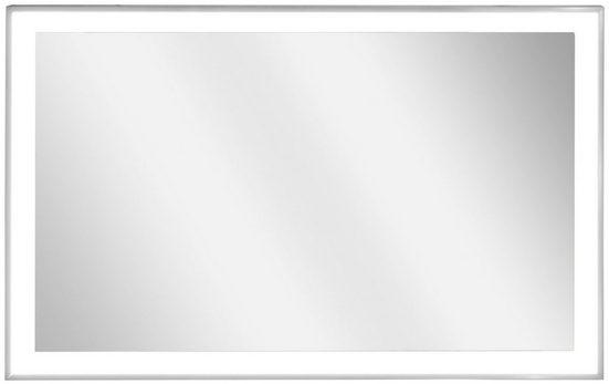 Infrarotheizung »Zipris S LED 700«, 700 W, Spiegelheizung mit Chrom-Rahmen und Licht