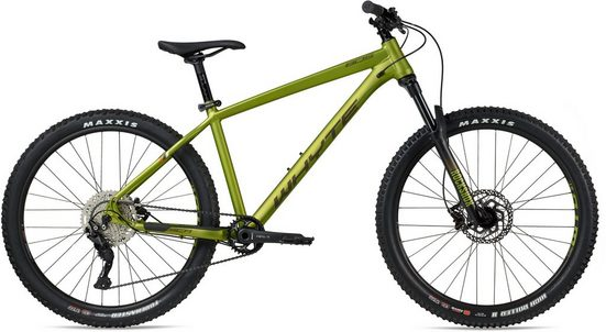 Whyte Bikes Mountainbike, 10 Gang Shimano Deore Schaltwerk, Kettenschaltung