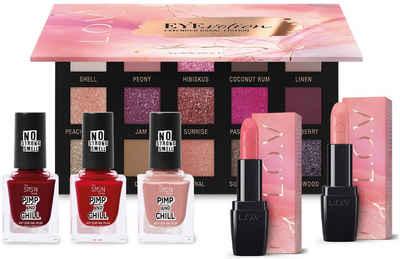 L.O.V Augen-Make-Up-Set »Colorful Spring«, 6-tlg.