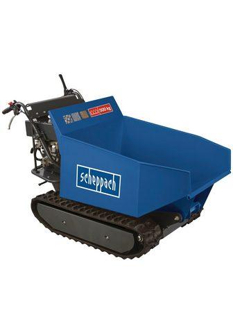 Scheppach Raupendumper »Dumper DP5000« 417 l 1-t...