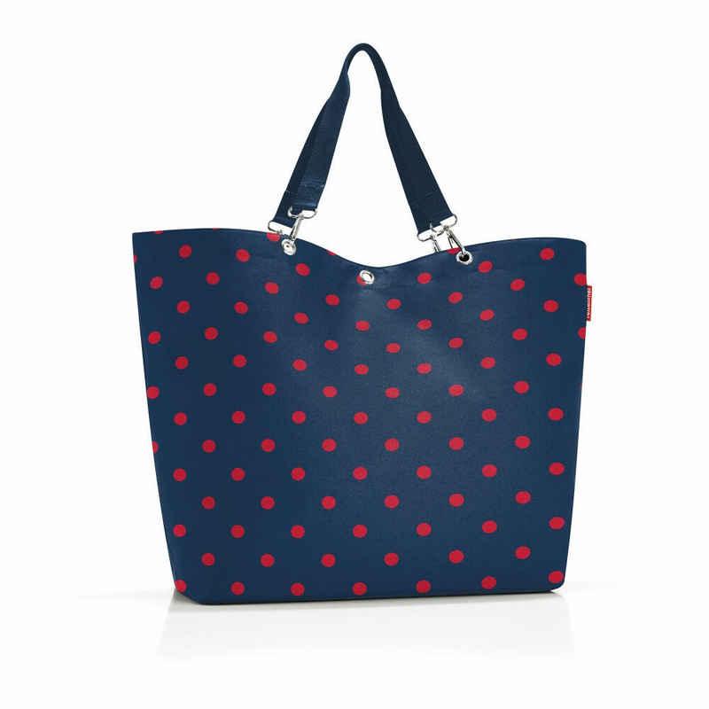REISENTHEL® Shopper »XL Mixed Dots Red 35 L«