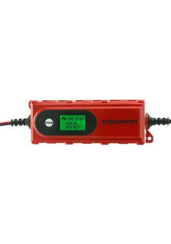 Absaar Batterie-Ladegerät (4000 mA 6/12 V)