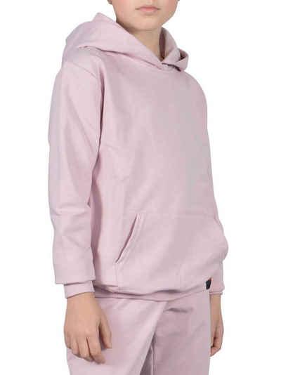 KMISSO Hoodie »Mädchen Kapuzen Pullover« (1-tlg) Kapuze mit Kängurutasche