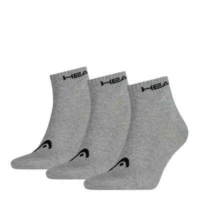 Head Socken »HEAD QUARTER 3P UNISEX« (1-Paar) aus Baumwollmix
