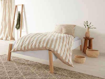 OTTO products Bett »Cobbo«, minimalistisches Design, Designed by Michael Hilgers