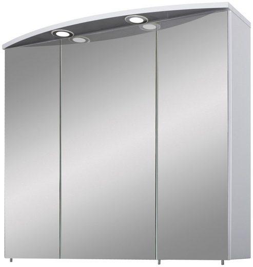 Schildmeyer Spiegelschrank »Verona LED«, Breite 70 cm
