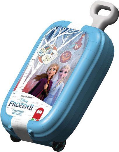 Disney Frozen Malvorlage »Frozen 2 Malset Trolley«