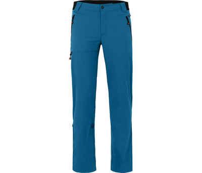 Bergson Outdoorhose »ARRESÖ COMFORT« Herren Wanderhose, leicht, strapazierfähig, Normalgrößen, Saphir blau
