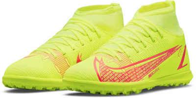 Nike »MERCURIAL SUPERFLY 8 CLUB TF TURF« Fußballschuh