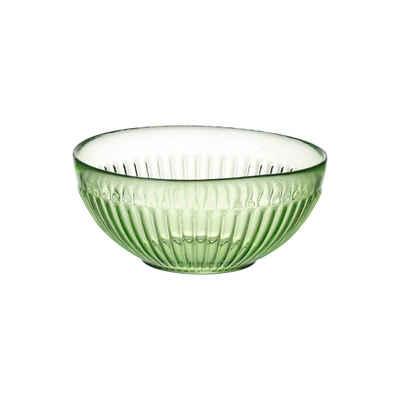 Ritzenhoff & Breker Schale »LAWE Glas Schale ø 18 cm grün«, Glas, (1-tlg)