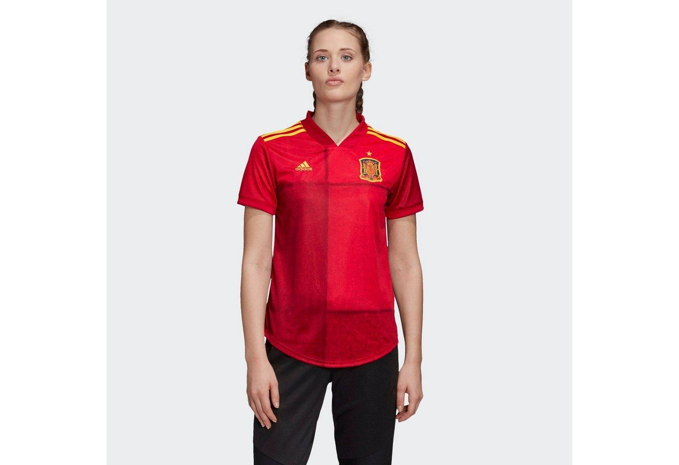 Sportmode - adidas Performance Fußballtrikot »Spanien Heimtrikot« ›  - Onlineshop OTTO