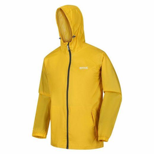 Regatta Regenjacke »Pack-It Jacket III« mit Packbeutel