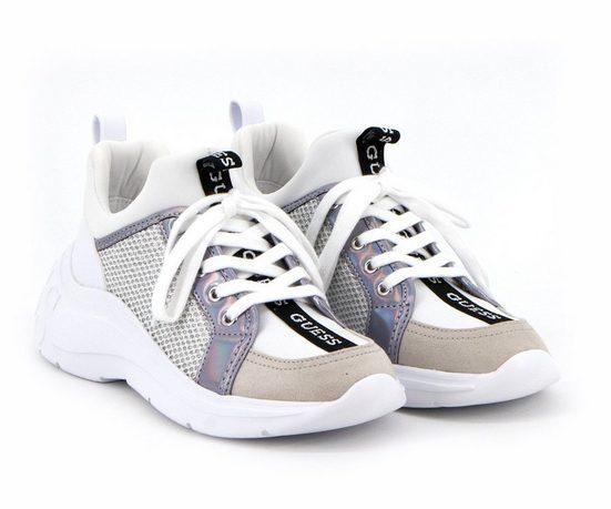 Guess »Guess Sneaker Damen - FL6SPTFAB12-WHITE« Sneaker