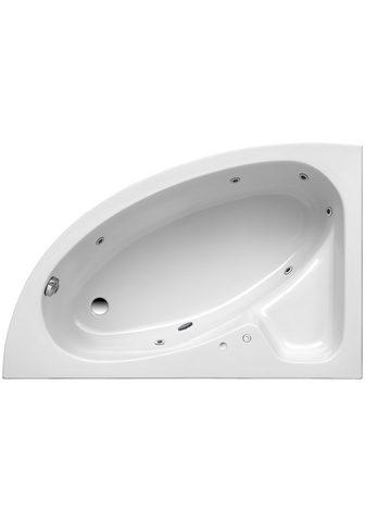 OTTOFOND Whirlpool-Badewanne »Salinas A« (Kompl...