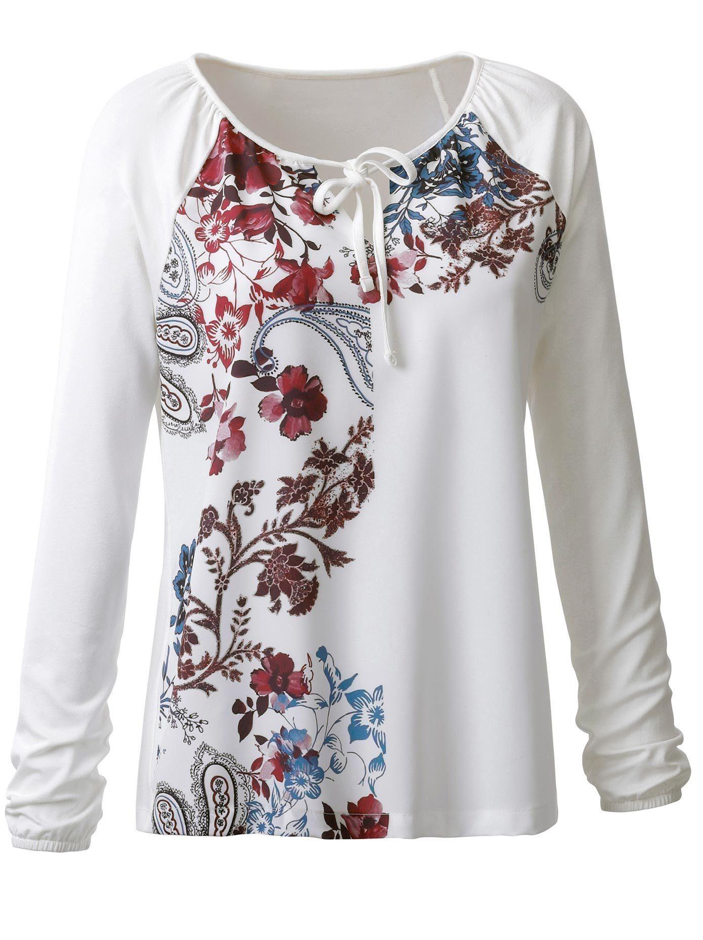 Ambria Rundhalsshirt Online Kaufen