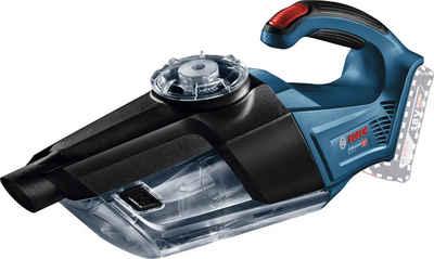 Bosch Professional Akku-Handstaubsauger GAS18V-1, 27 Watt, beutellos, 18 V, ohne Akku und Ladegerät