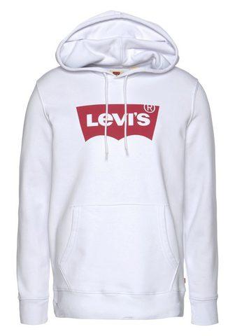 Levi's ® Sportinis megztinis su gobtuvu su kl...