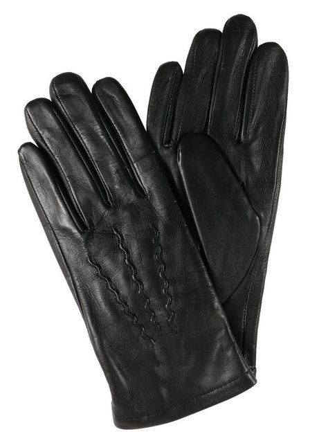 er piu Lederhandschuh in klassischem Look | Accessoires > Handschuhe > Lederhandschuhe | er piu