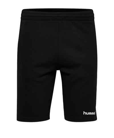 hummel Sporthose »Cotton Bermuda Short Damen«