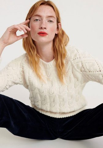 Superdry Megztinis »SOPHIE ANN CABLE KNIT«