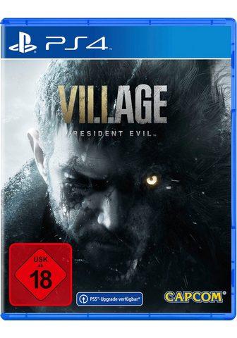 Capcom Resident Evil Village PlayStation 4
