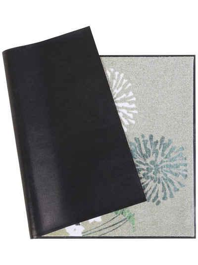 Fußmatte, rechteckig, Höhe 7 mm