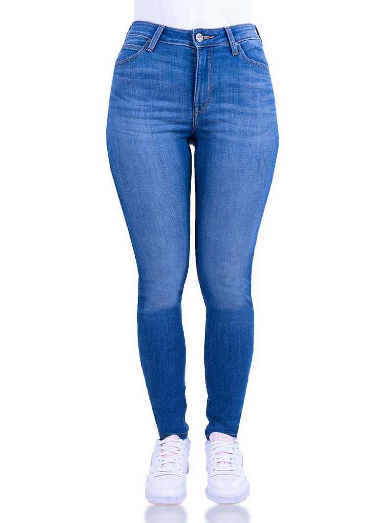 Lee® Skinny-fit-Jeans »Scarlett High« mit Stretch