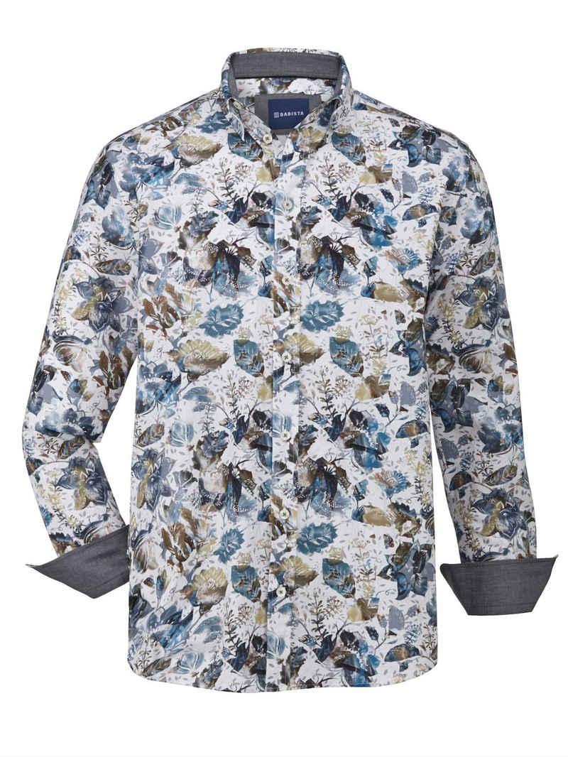 Babista Langarmhemd floral bedruckt