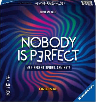 Ravensburger Spiel, »Nobody is Perfect, Original«, Made in Europe, FSC® - schützt Wald - weltweit