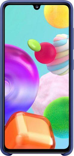 Samsung Smartphone-Hülle »Silicone Cover EF-PA415 Galaxy A41« Samsung Galaxy A41