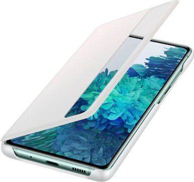 Samsung Smartphone-Hülle »Clear View Cover EF-ZG780 für das Galaxy S20 FE« Smartphones