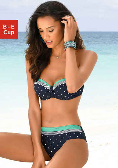 LASCANA Bandeau-Bikini-Top »Monroe«