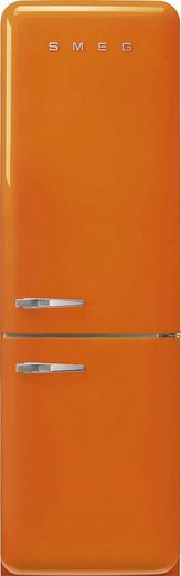 Smeg Kühl-/Gefrierkombination FAB32 FAB32ROR5, 196,8 cm hoch, 60,1 cm breit